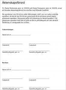 Microsoft Word - Äktenskapsförord all egendom.doc